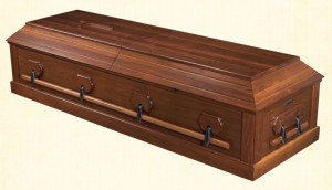 Traditional Caskets